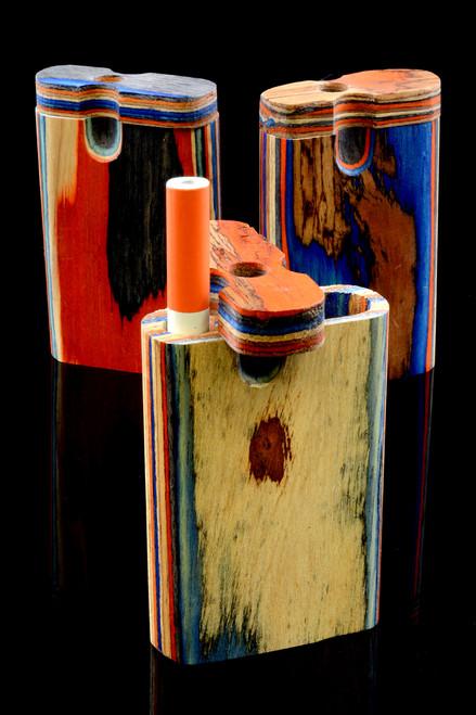 Small Multicolor Dugout - W0129