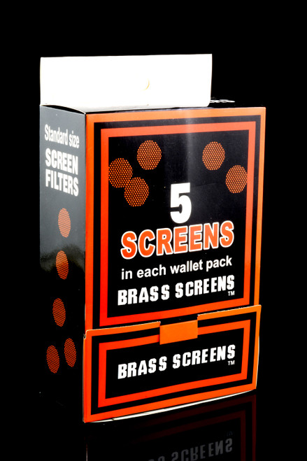 Wholesale brass metal pipe screens in bulk.