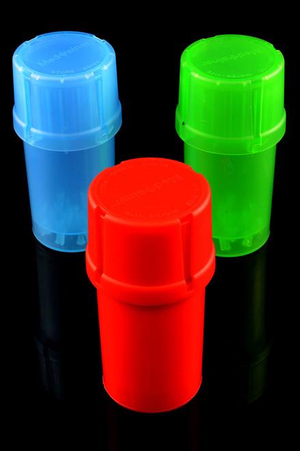 (US Made) MedTainer Smell Proof Grinder Jar - J0131