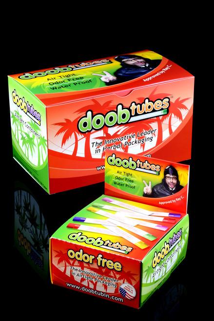 (US Made) Small Doob Tubes 100pc - J0149