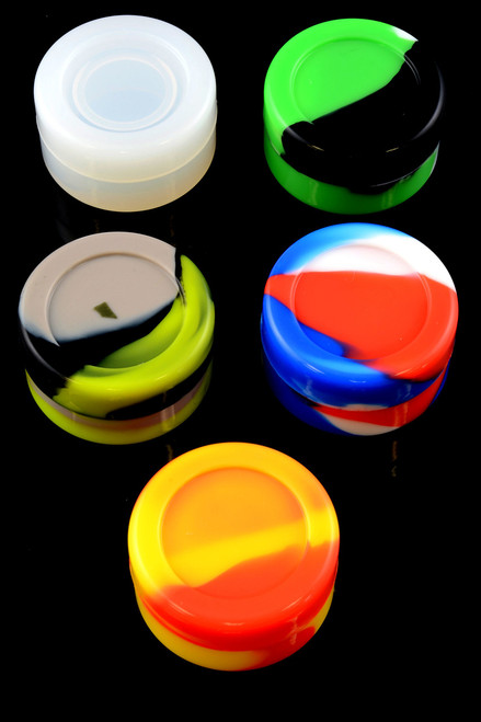 5ml Silicone Jar - J0156