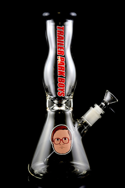 "Trailer Park Boys ""Bubbles"" GoG Water Pipe with Ice Pinch - WP1274"
