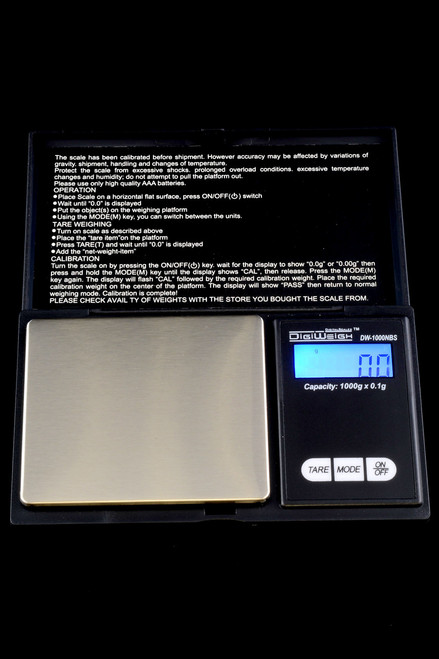 DigiWeigh Digital Scale (1000g x 0.1g) - DS146