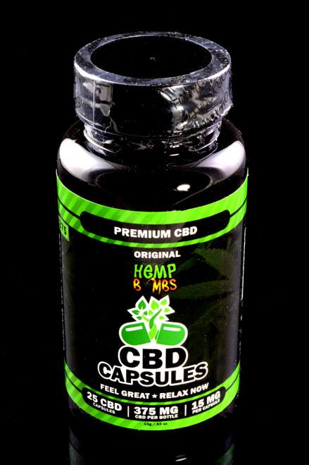 25 Count CBD Capsules - CBD116