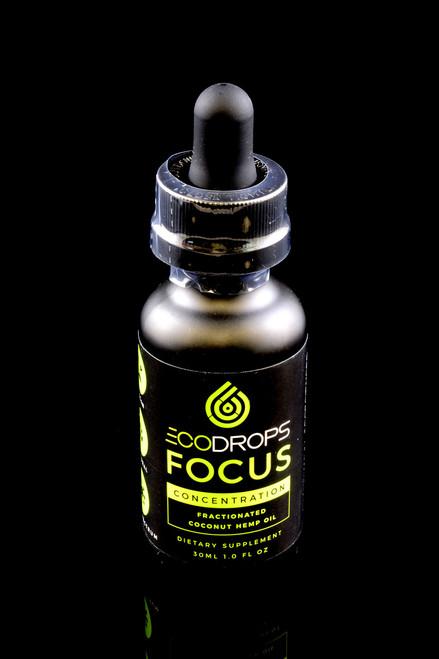 EcoDrops Focus 30ml - CBD133