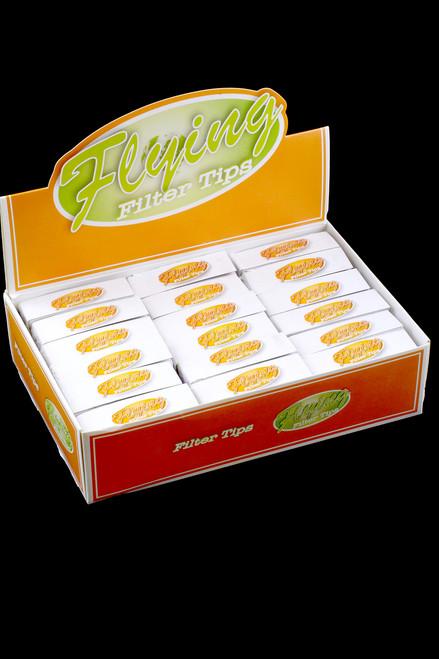 Orange Flying Filter Tips - RP228