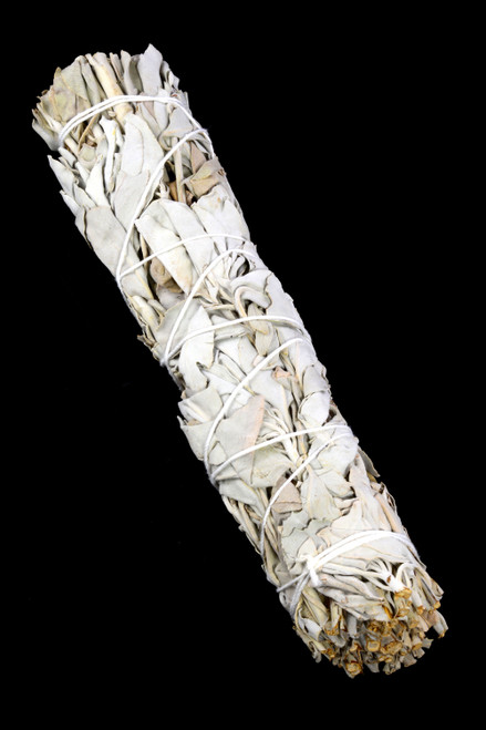 Large California White Sage Smudge Incense - M0252