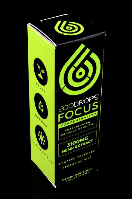 EcoDrops Focus 10ml - CBD151