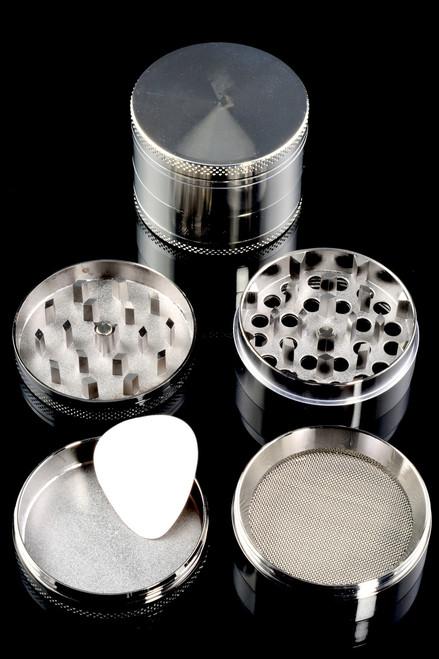50mm 4 Pc Zinc Alloy Grinder - G0226
