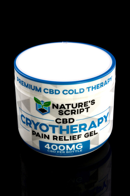 4 oz CBD Pain Rub - CBD204