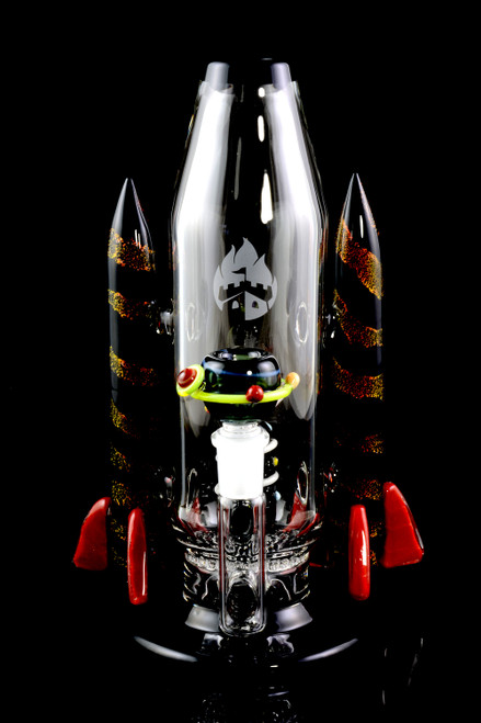 Bulk Empire Glassworks dichro space ship water pipes for resale.