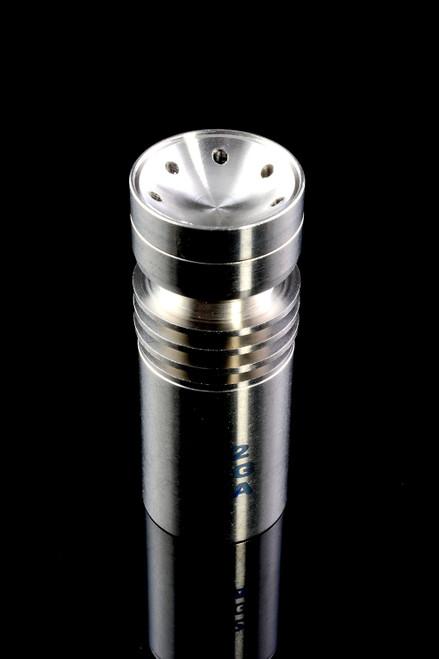 (US Made) GR2 18.8mm Female 7 Hole Titanium Spinner Nail - BS579