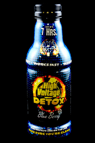 High Voltage 16oz Detox Drink - DT105