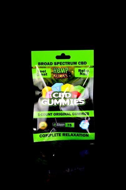5 Count CBD Gummies - CBD101