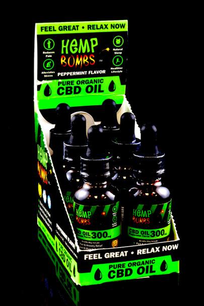 300mg CBD Tincture Oil - CBD108