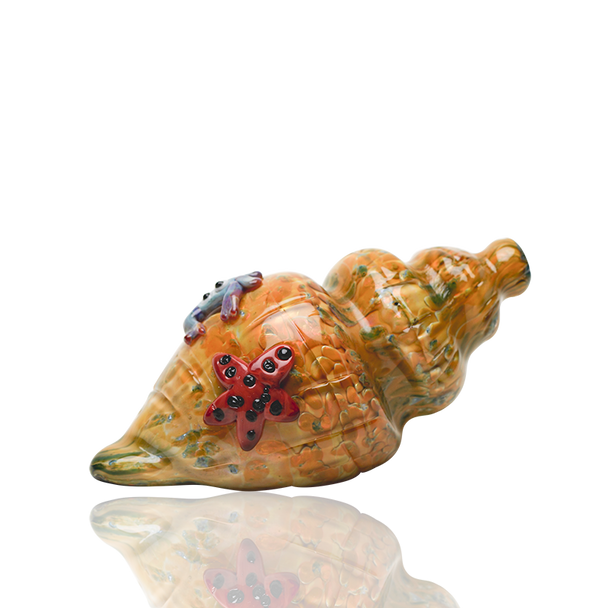 (US Made) Merida Conch Dry Pipe - P1704
