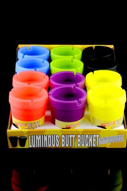 Butt Bucket Extinguishing Ashtray - M0275