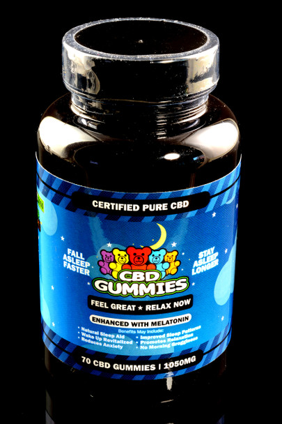 70 Count CBD Sleep Gummies - CBD210