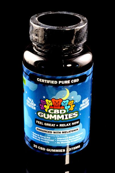 25 Count CBD Sleep Gummies - CBD212