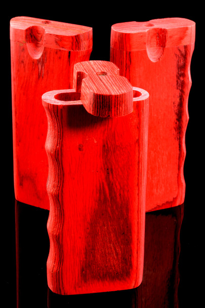 Large Red Grip Dugout - W0196