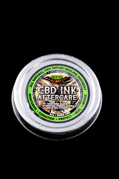 1 oz CBD Tattoo Ink Aftercare - CBD213
