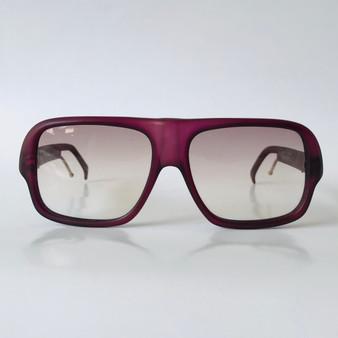 Honore Bonnet Aubergine Vintage Sunglasses 54/20