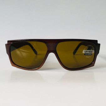 Bollé Vintage Sunglasses Brown