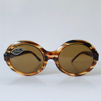 Vintage Sunglasses Brown