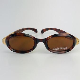 Karl Lagerfeld Vintage Sunglasses 4128 13