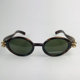 Karl Lagerfeld Vintage Sunglasses 4131 40