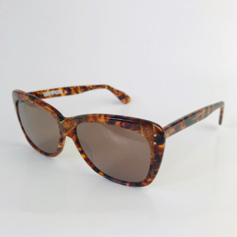 Bumpers Vintage Sunglasses 91460 N97