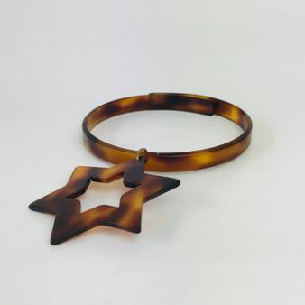 Gargantilha Anos 70 Estrela