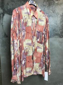 Camisa 90s Abstracta Decade