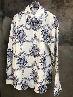 Camisa 70s de Flores