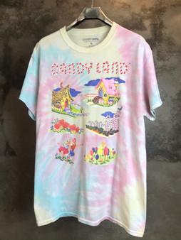 T-Shirt Tie & Dye Candy Land