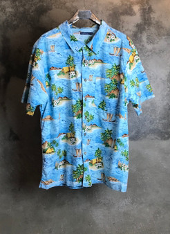 Hawaiian Shirt Easy