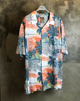 Hawaiian Shirt Pineapple Connection