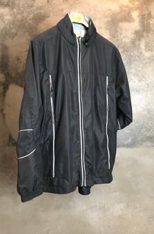 90s Jacket Impermeável Preto Nike