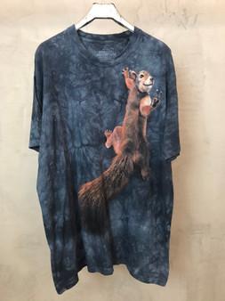 T-Shirt Tie & Dye Esquilo