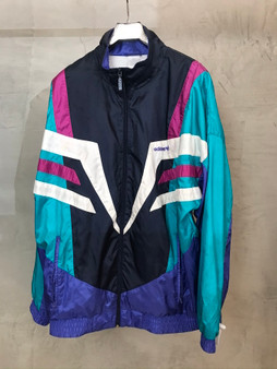 Adidas Jacket Anos 90, Azul e Lilás