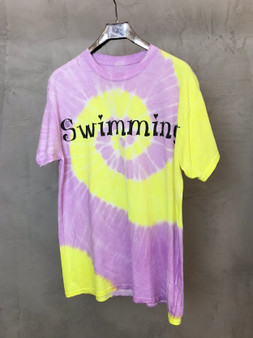 T-Shirt Tie & Dye Swimming
