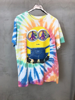 T-Shirt Tie & Dye Minions