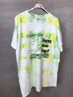 T-Shirt Tie & Dye Happy Mole Day