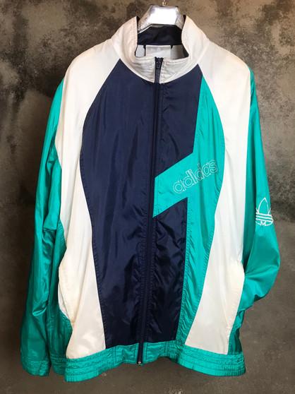 Adidas Jacket 90s Patchwork