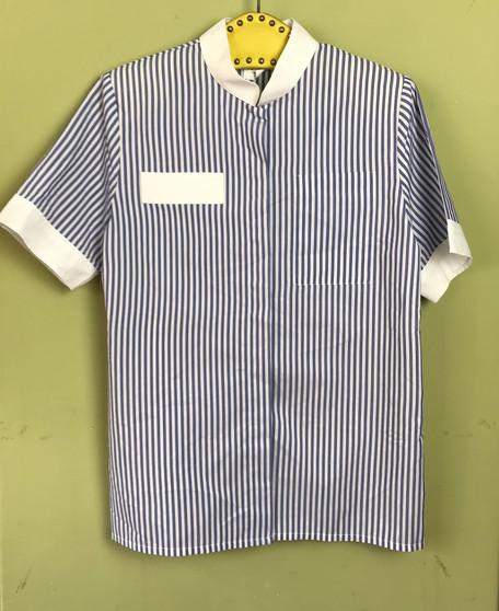 Camisa Carven pour Air France Anos 80