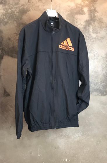 90s Jacket Adidas Preto