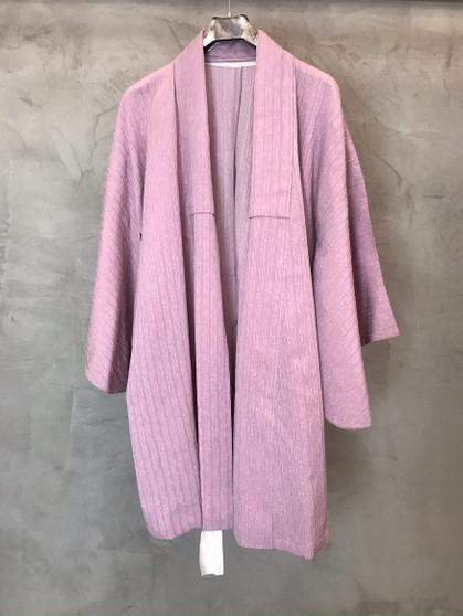 Kimono Japonês em Rosa com Brilhantes