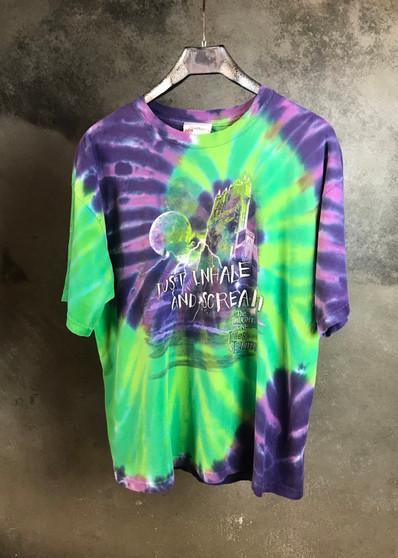 T-Shirt Tie & Dye Disney Twilight Zone