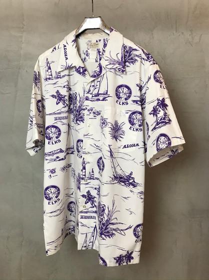 Hawaiian Shirt Guy Romo Rare and Collectible