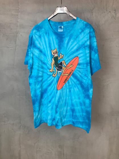 "T-Shirt Tie & Dye ""Saint Famille"""